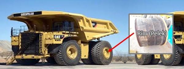 rim coating cat hd truck