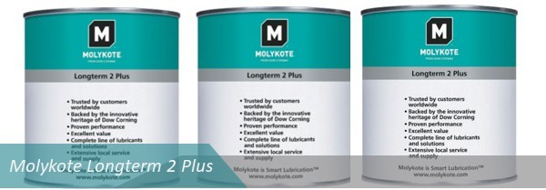 Molykote Longterm 2 Plus