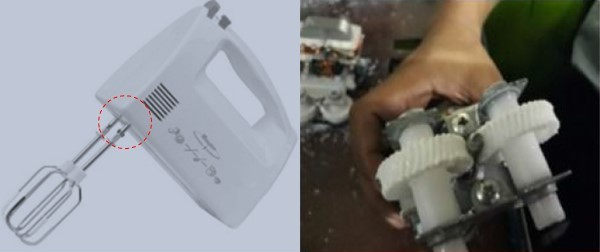Electric Motor Grease : Molykote G-0051 Efektif untuk Mixer