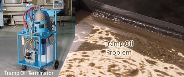 tramp oil terminator