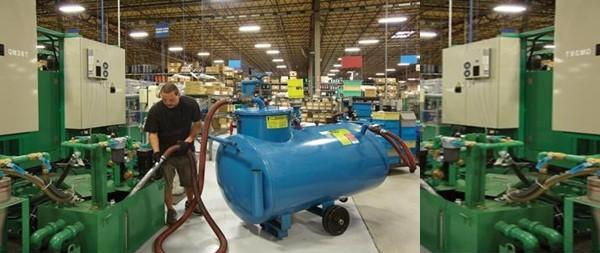 coolant equipment sum cleaner