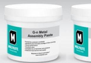 pemasangan bearing dengan molykote gn-metal assembly