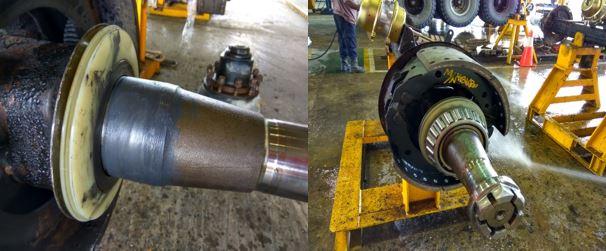pelumas untuk pemasangan bearing