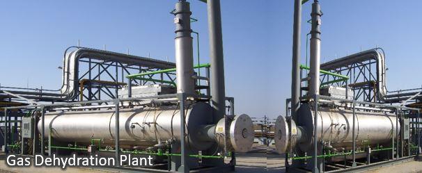 Gas Dehydration Plant Problems dan Solusinya