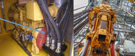 High Performance Lubricant Application Point