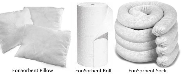 Absorbent Pillow Roll dan Sock