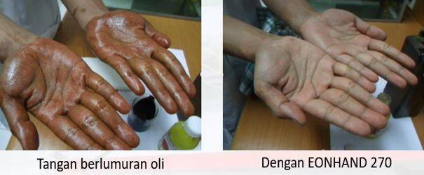 sabun cuci tangan tanpa air bilas