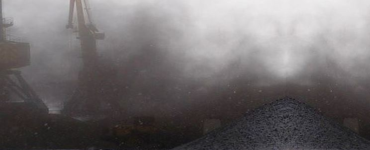 debu batu bara