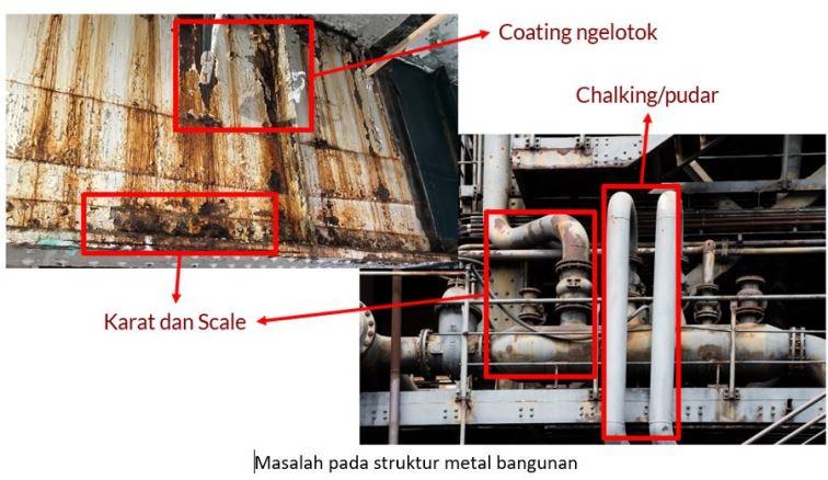 cat anti karat untuk logam