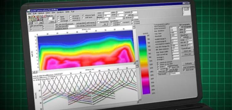 data survey seismik